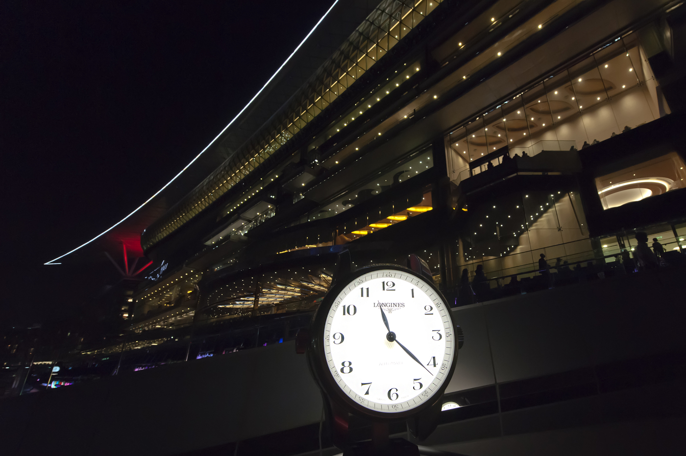 Longines Flat Racing Event: Longines, official timekeeper of the Dubai World Cup 2012: Elegance and performance at the World's Richest Race 7