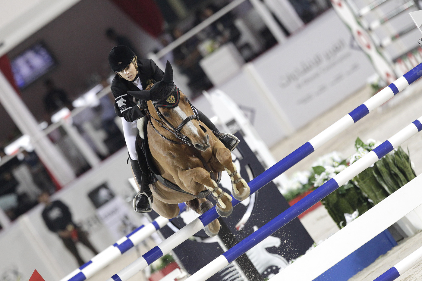 Longines Show Jumping Event: Global Champions Tour and Longines team up for four events in 2012 2