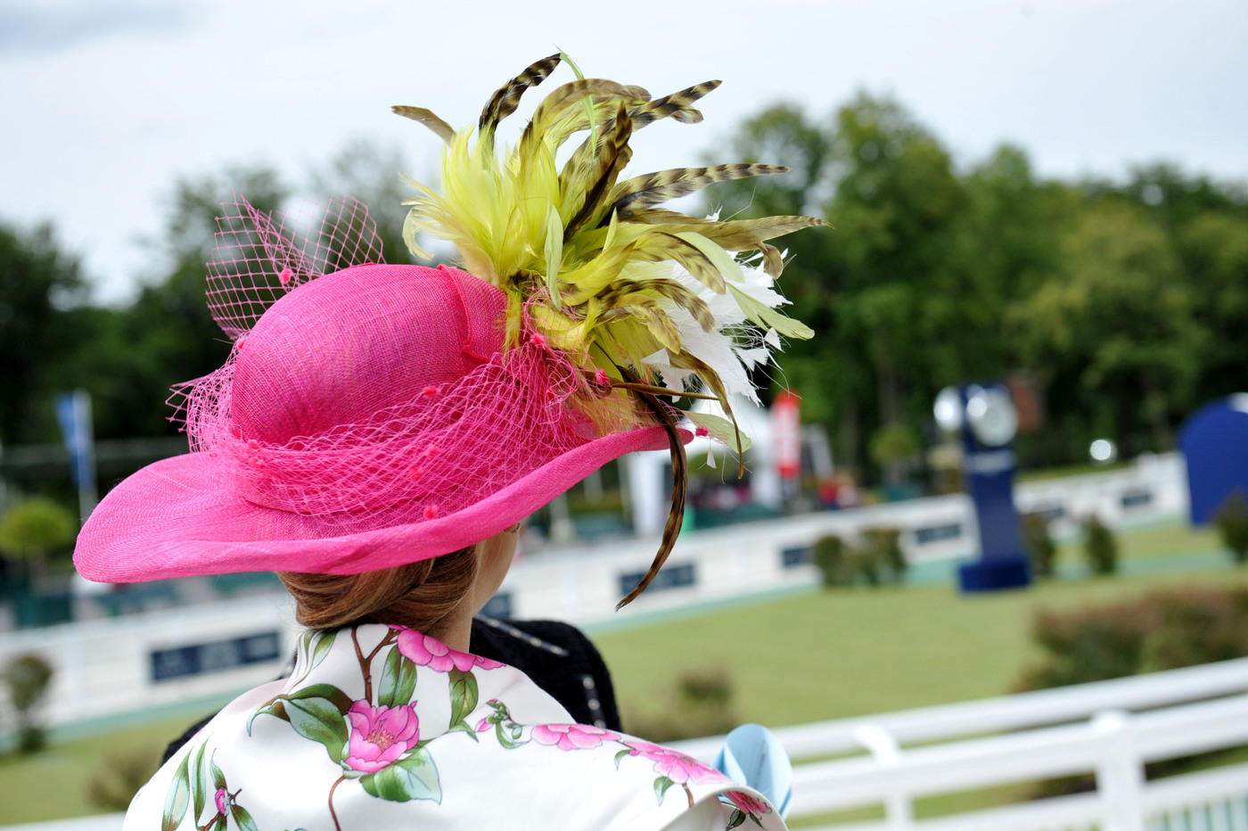 Longines Flat Racing Event: Racing and elegance at the Prix de Diane Longines – Sunday, 17th June 2012 at 4