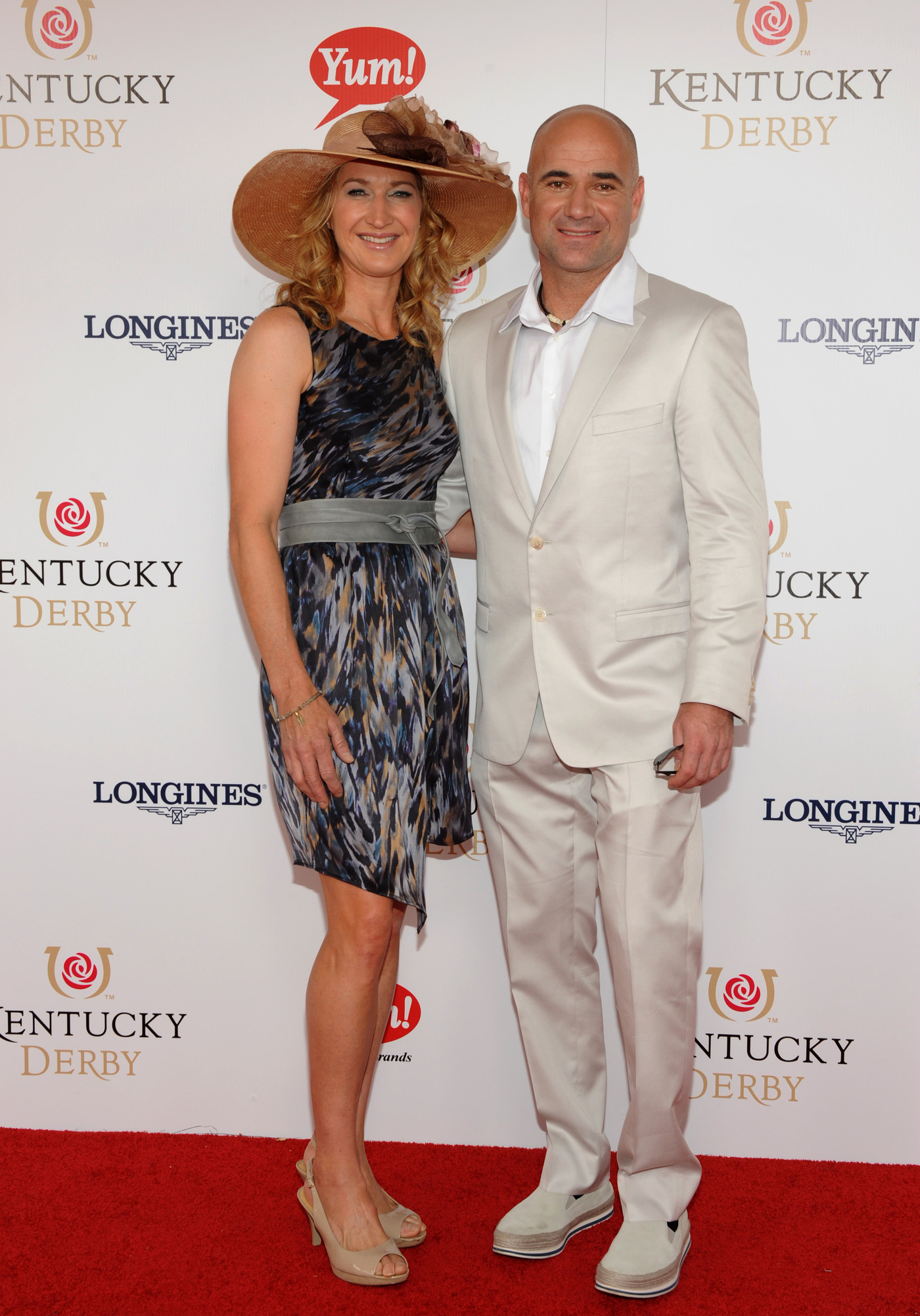 Longines Flat Racing Event: Longines celebrates its second year as Official Timekeeper and Official Watch of the Kentucky 5