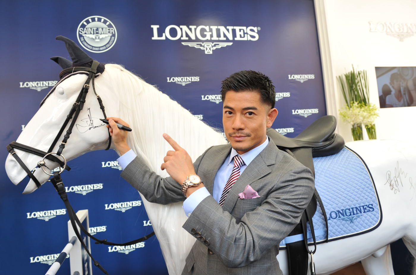 Longines Show Jumping Event: Enjoying the beauty of equestrian sport at the Longines Equestrian Beijing Masters 1