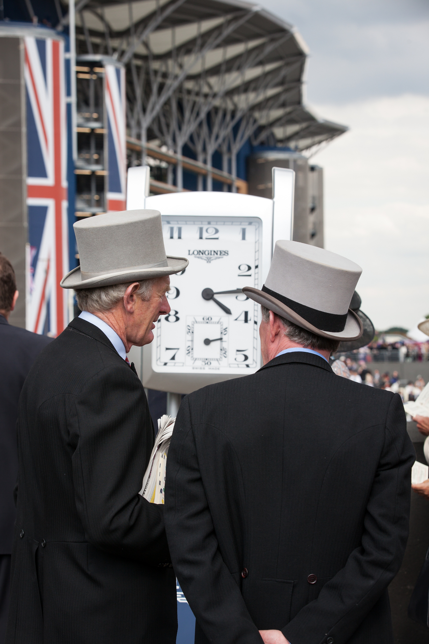 Longines Flat Racing Event: Royal Ascot 2012 - An elegant day at the races with Longines Ambassador of Elegance Ingeborga Dapkunaite 3