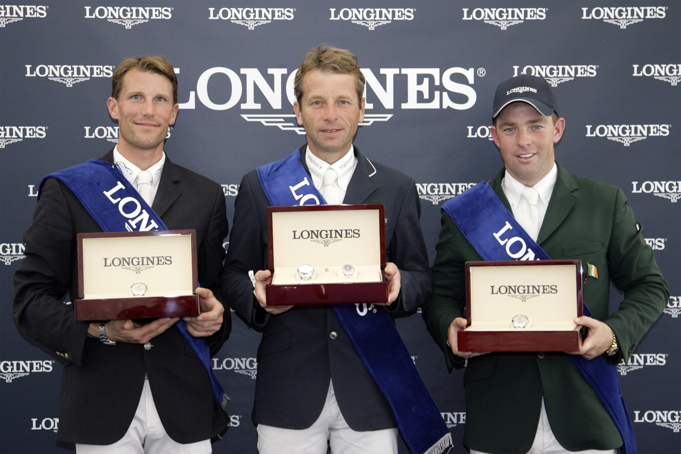 Longines Show Jumping Event: Longines Press Award for Elegance 2012 4