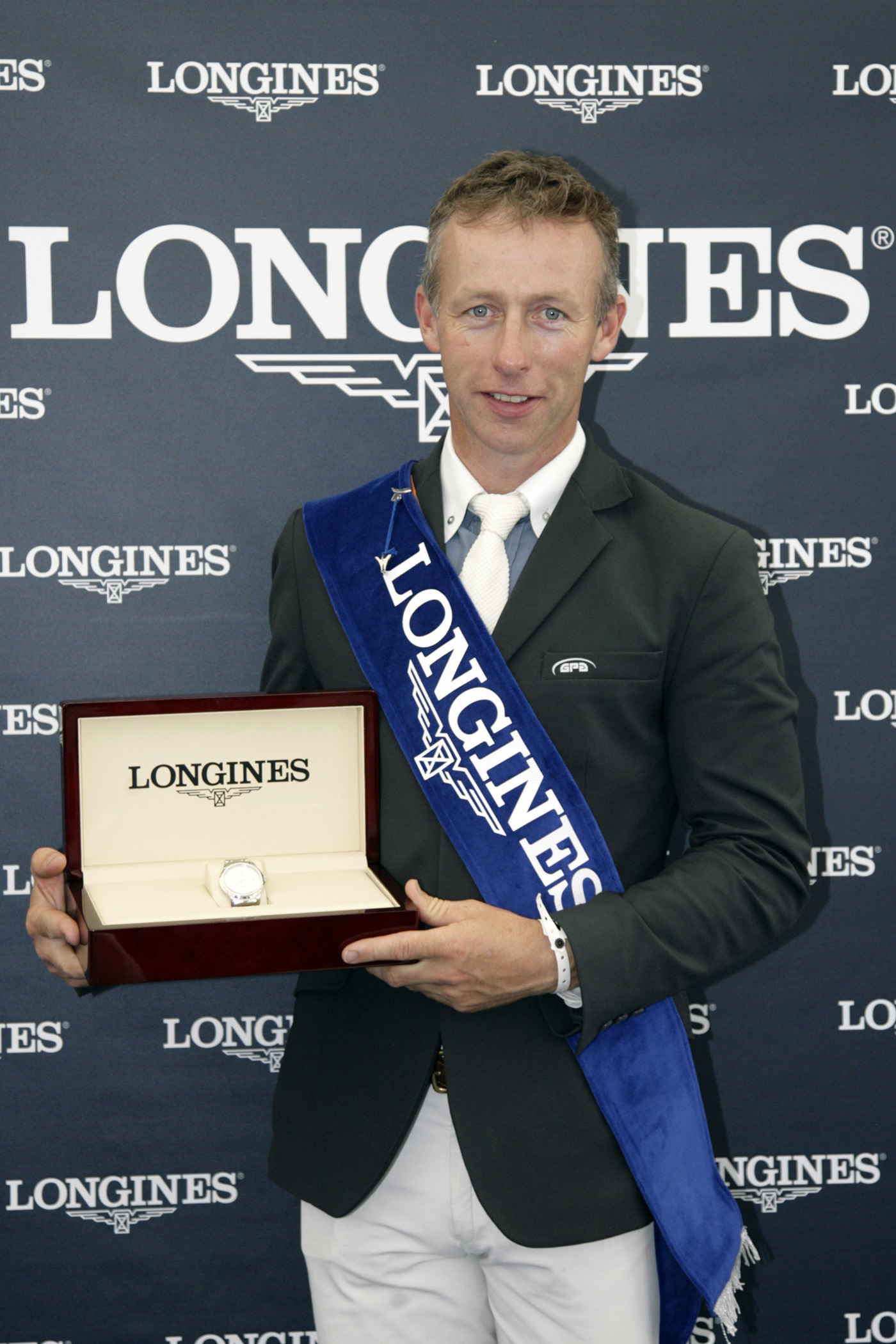 Longines Show Jumping Event: Longines Press Award for Elegance 2012 6