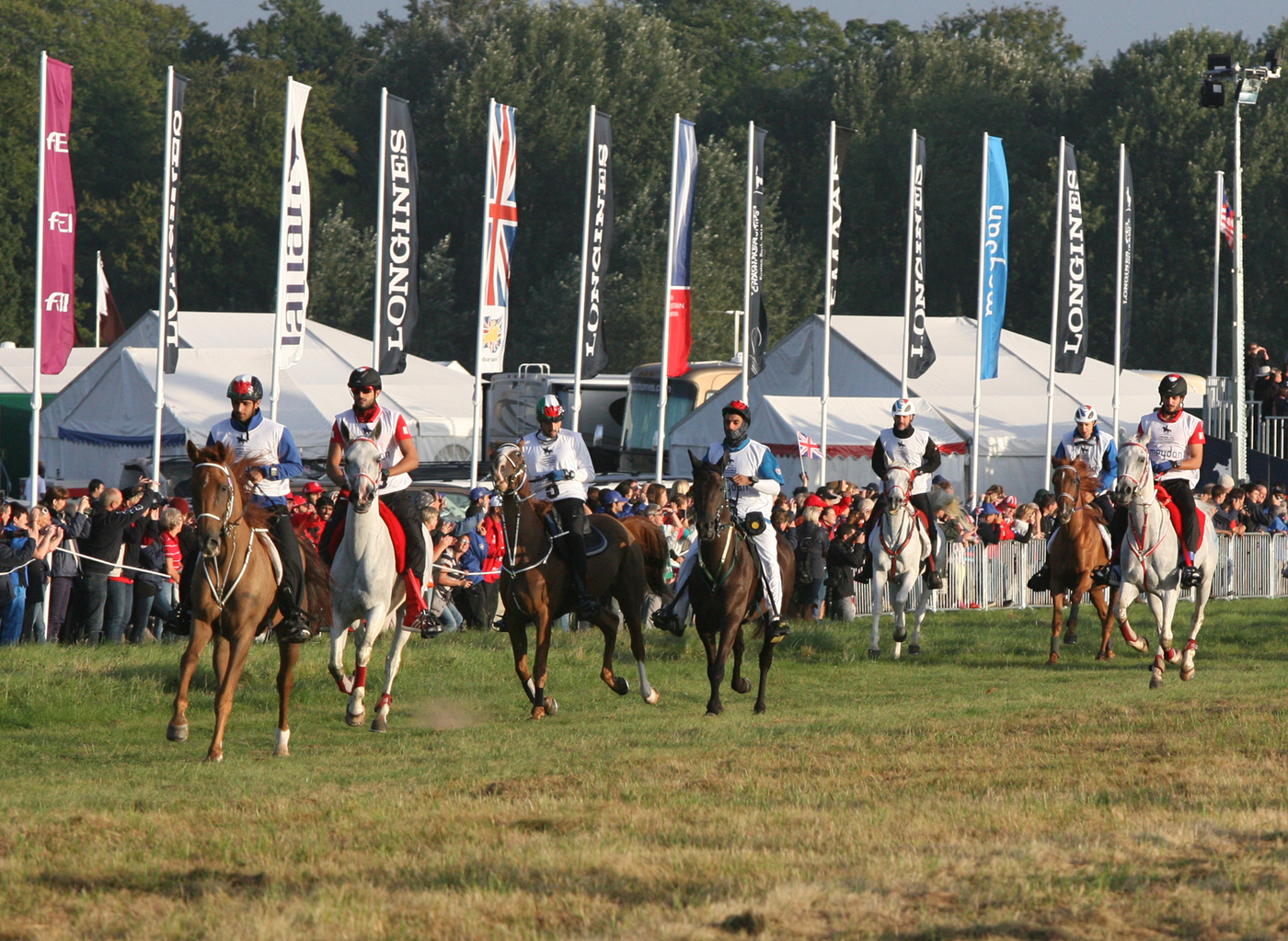 Longines Endurance Event: Longines FEI World Endurance Championships at Euston Park 2