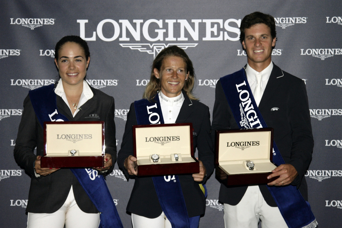 Longines Show Jumping Event: Eugenie Angot wins the Longines Queen's Cup of the CSIO Barcelona 2012 3