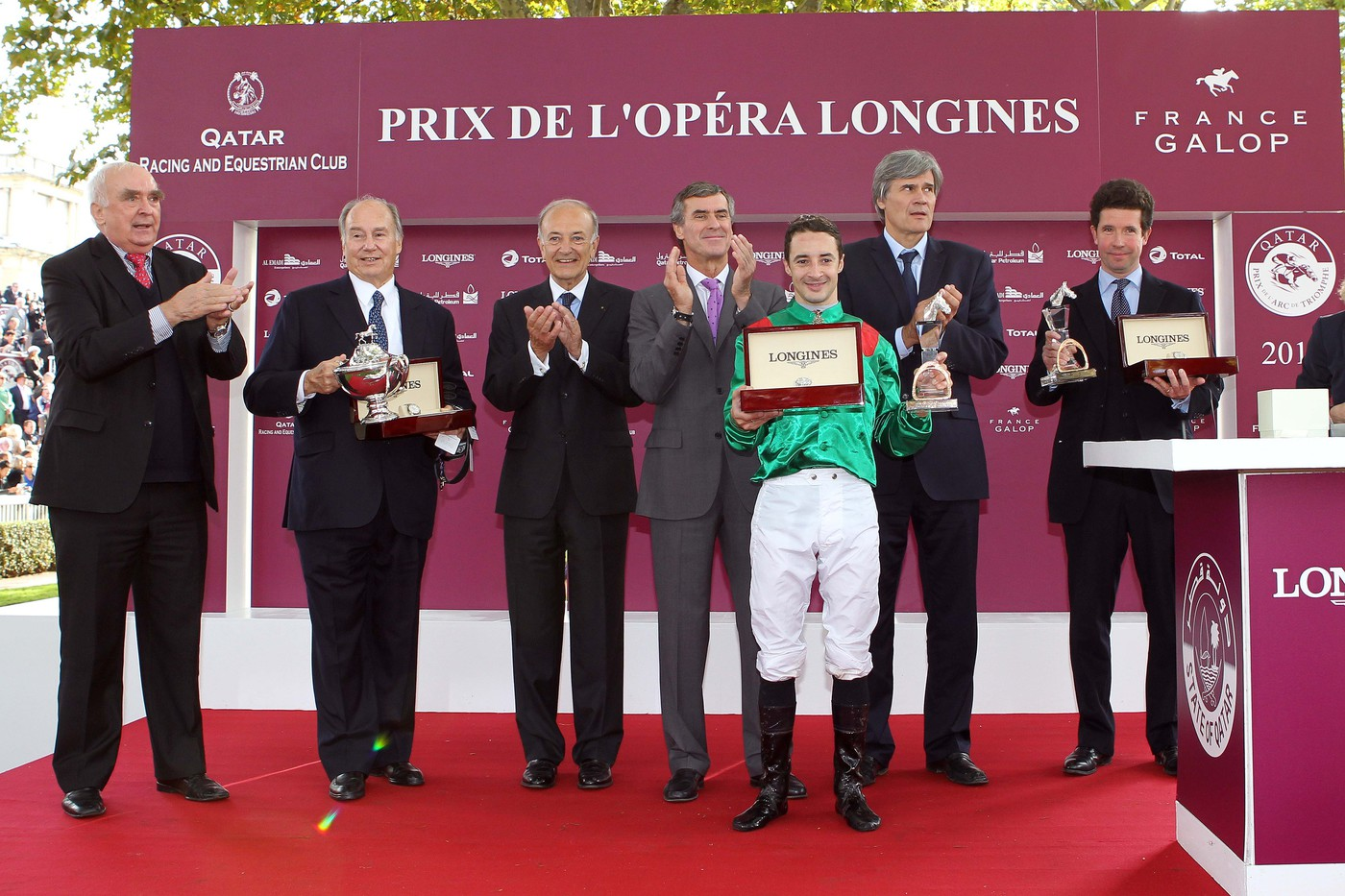 Longines Flat Racing Event: Qatar Prix de l'Arc de Triomphe: Longines at the service of the race of the year 3
