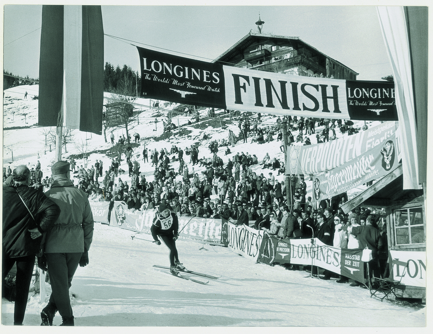 "Longines Alpine Skiing Event: Start of the alpine ski season and presentation of the new prize ""Longines Rising Ski Stars"" 2"