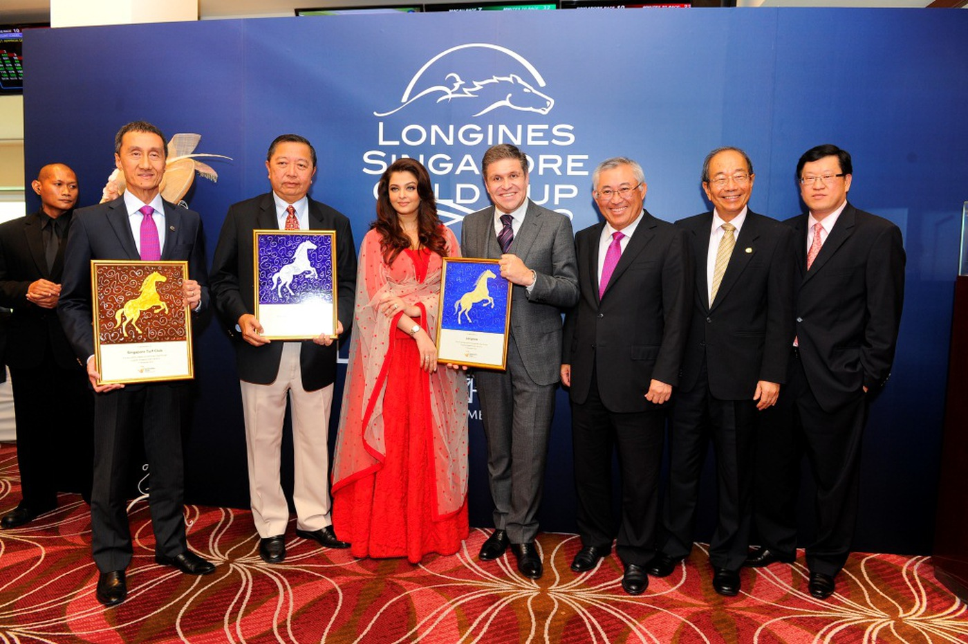 Longines Flat Racing Event: Longines Singapore Gold Cup 2012 raises S$236,728 10