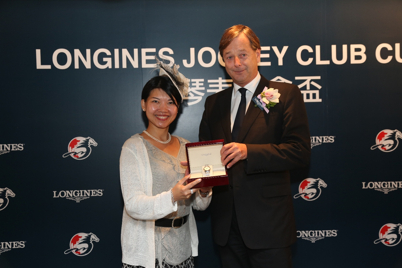 Longines Flat Racing Event: The first ever Longines Jockey Club Cup showcased Longines' passion for equestrian sports 5