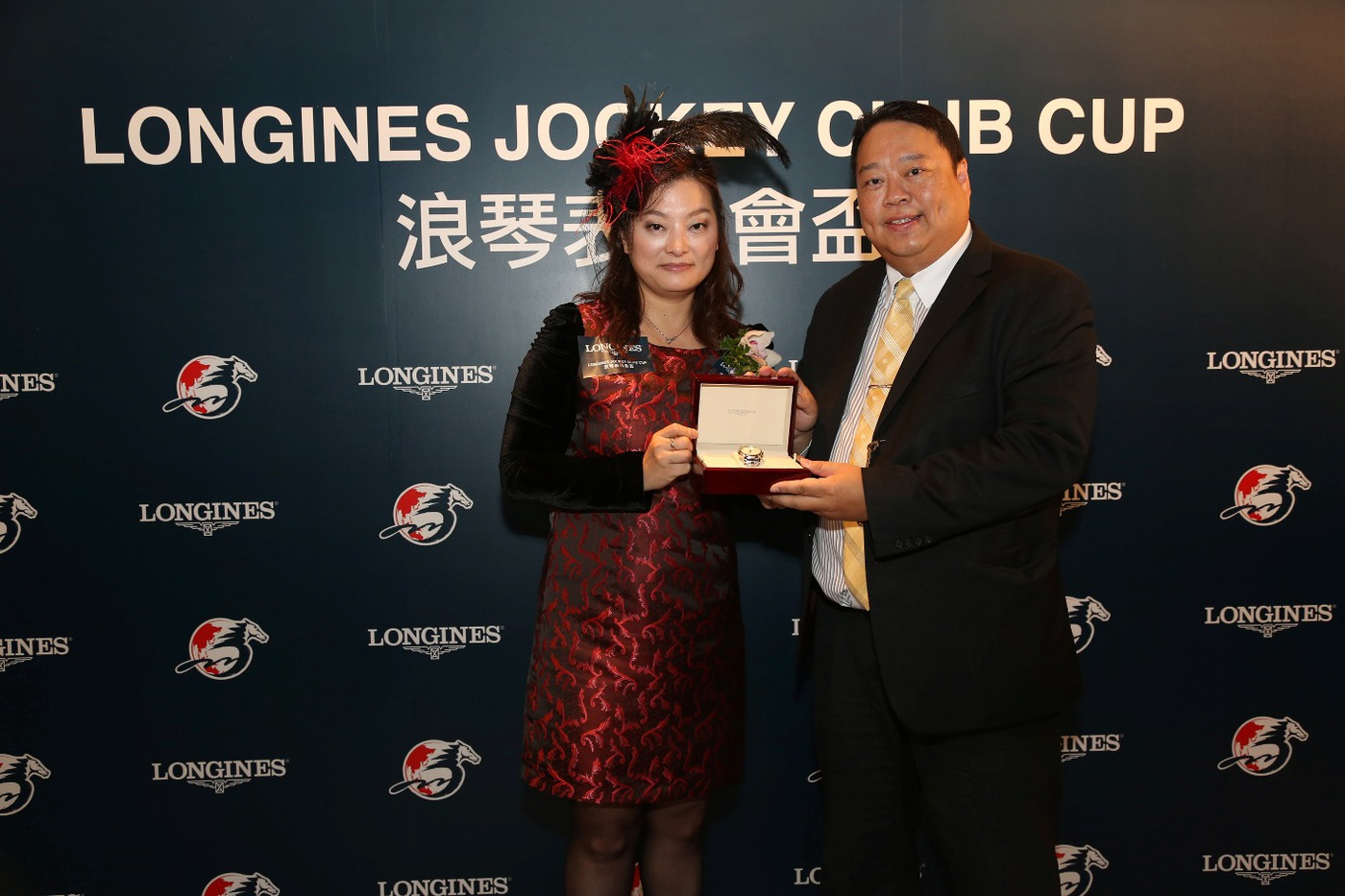 Longines Flat Racing Event: The first ever Longines Jockey Club Cup showcased Longines' passion for equestrian sports 6