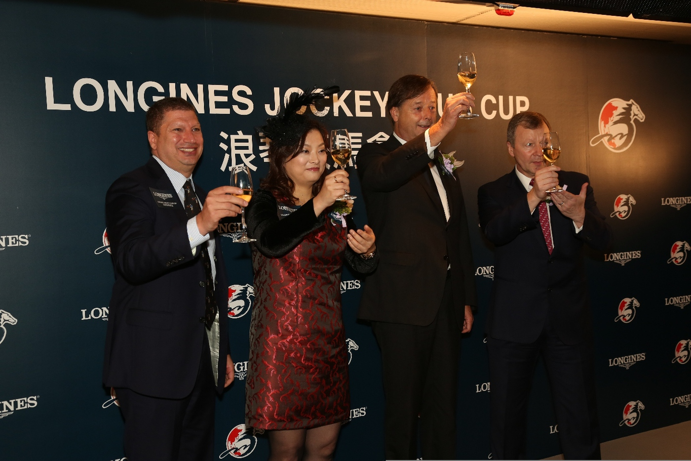 Longines Flat Racing Event: The first ever Longines Jockey Club Cup showcased Longines' passion for equestrian sports 8