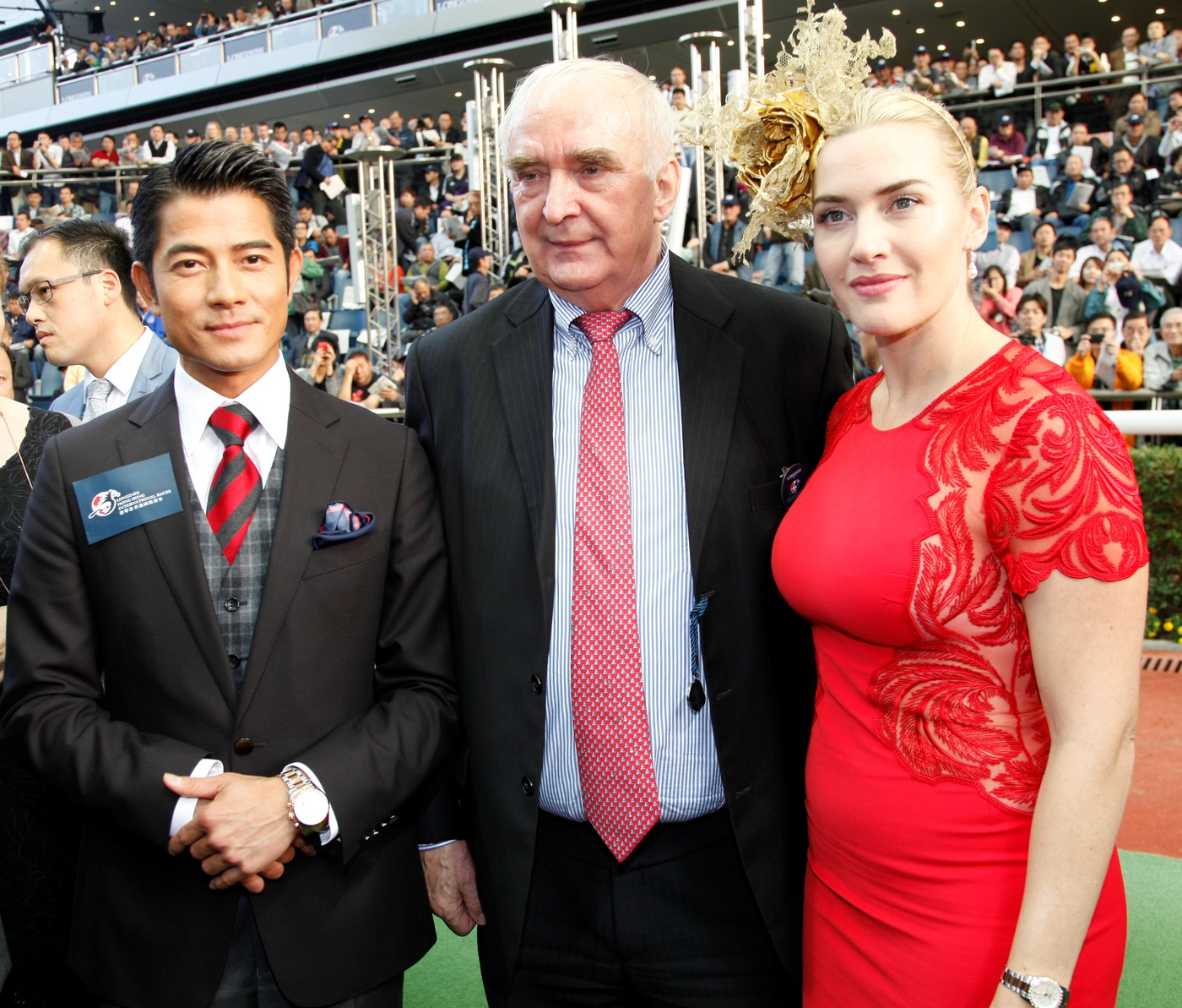 Longines Flat Racing Event: Elegance and thrilling races at the Longines Hong Kong International Races with the presence of Kate Winslet 3