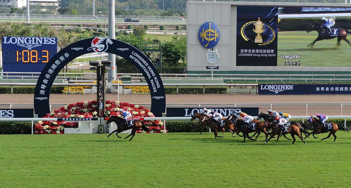 Longines Flat Racing Event: Elegance and thrilling races at the Longines Hong Kong International Races with the presence of Kate Winslet 9