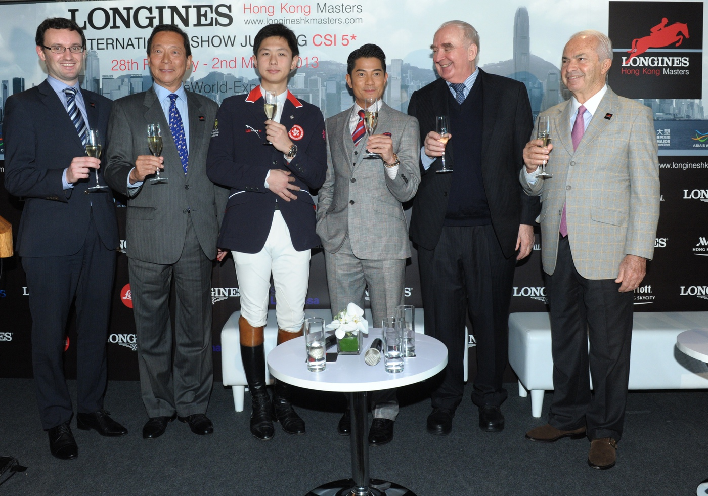 Longines Show Jumping Event: Longines Hong Kong Masters 2013 – A promising event 1