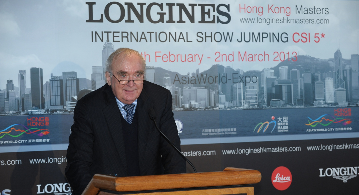 Longines Show Jumping Event: Longines Hong Kong Masters 2013 – A promising event 2