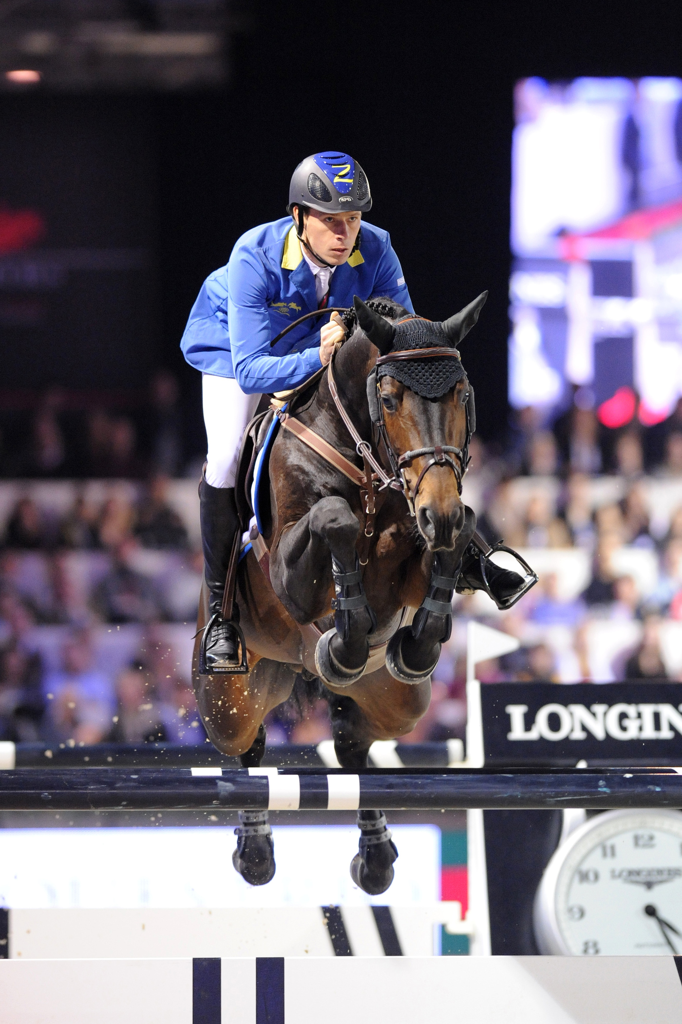 Longines Show Jumping Event: Christian Ahlmann holds world number one slot in the Longines Rankings 1