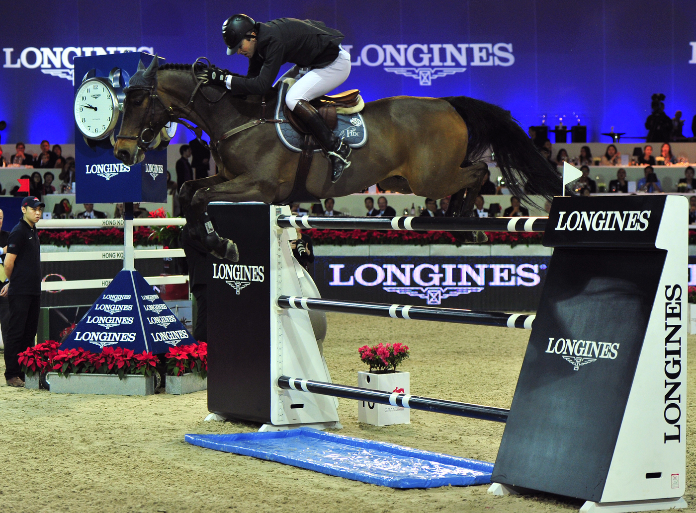 Longines Show Jumping Event: First edition of the Longines Hong Kong Masters: an amazing success 2