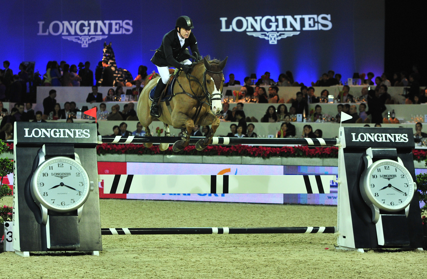 Longines Show Jumping Event: First edition of the Longines Hong Kong Masters: an amazing success 3