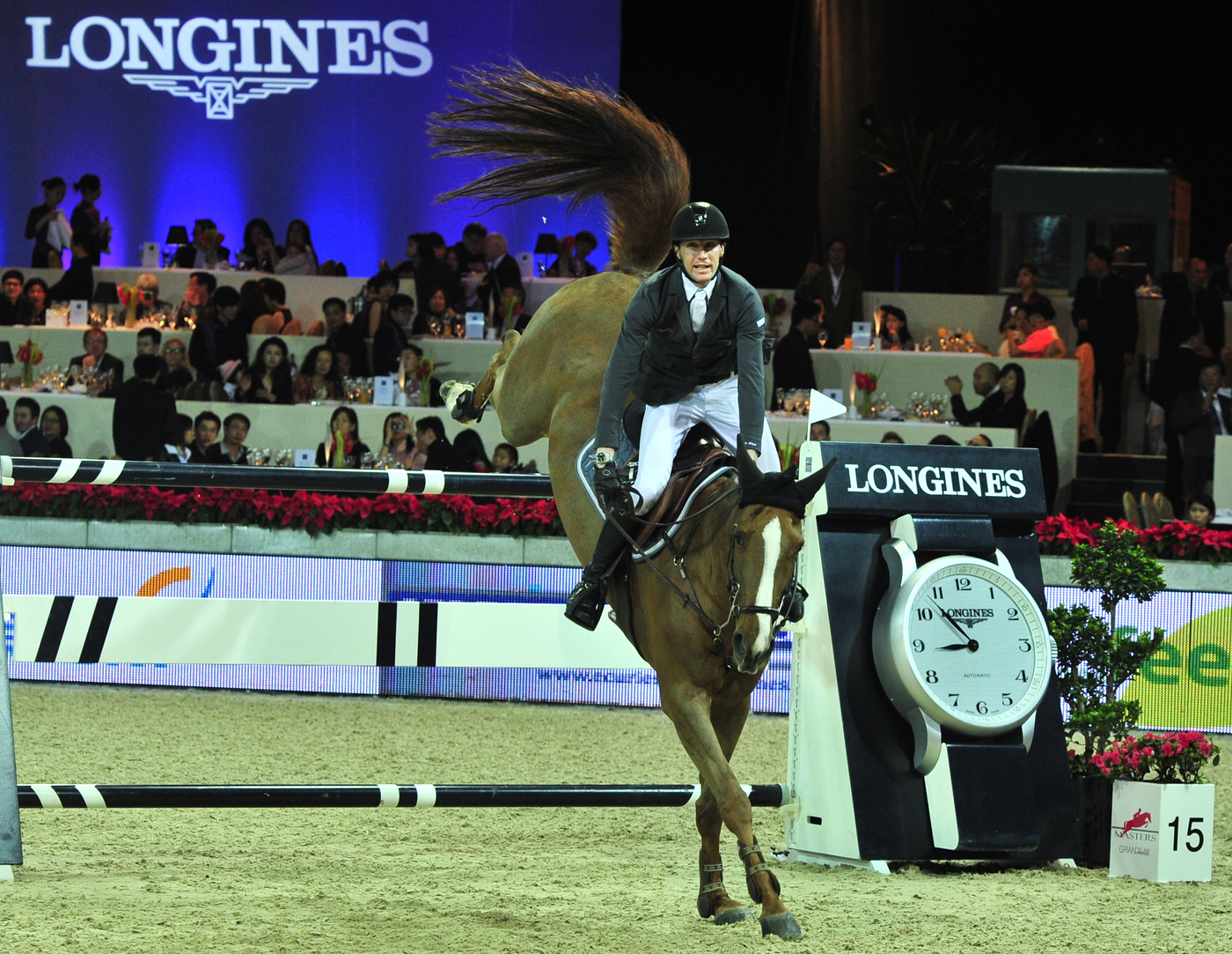 Longines Show Jumping Event: First edition of the Longines Hong Kong Masters: an amazing success 4