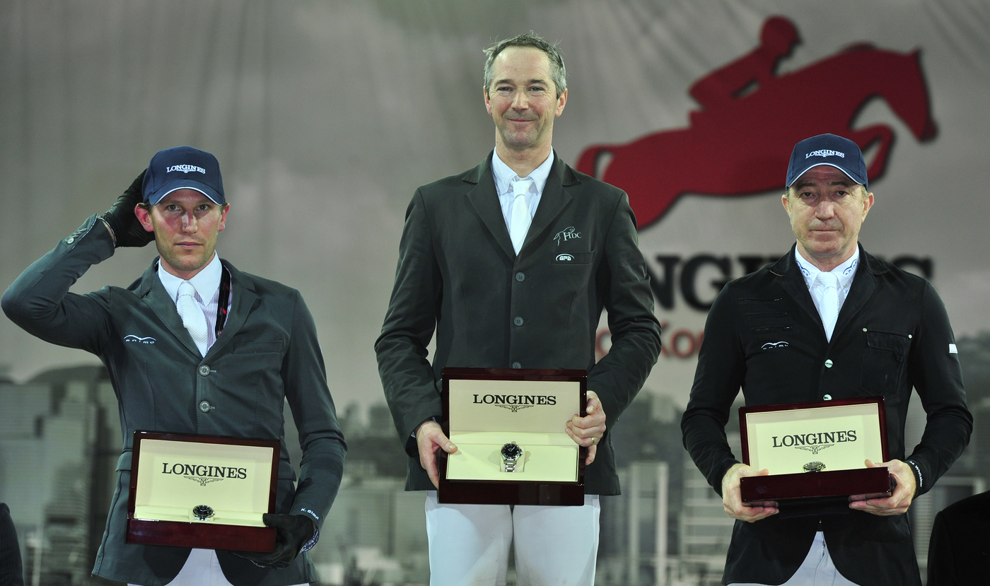Longines Show Jumping Event: First edition of the Longines Hong Kong Masters: an amazing success 5