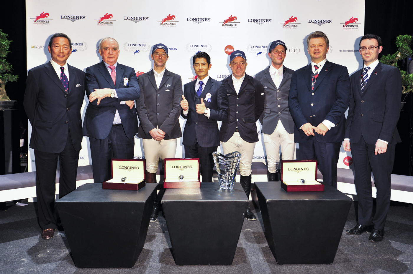 Longines Show Jumping Event: First edition of the Longines Hong Kong Masters: an amazing success 6