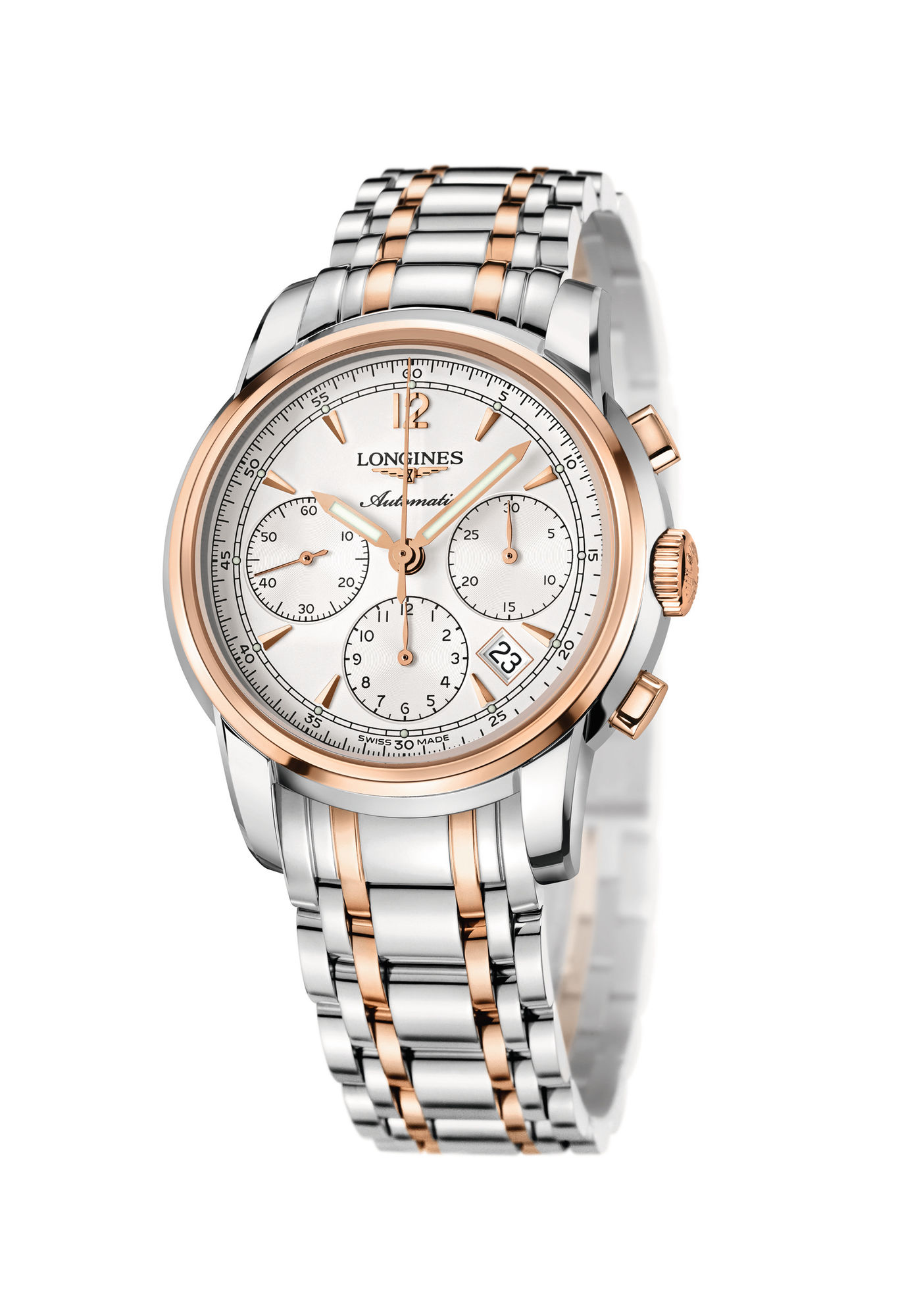 Longines Flat Racing Event: Longines awards elegant timepieces to owner, trainer and jockey of Belmont Stakes winner, Palace Malice 6
