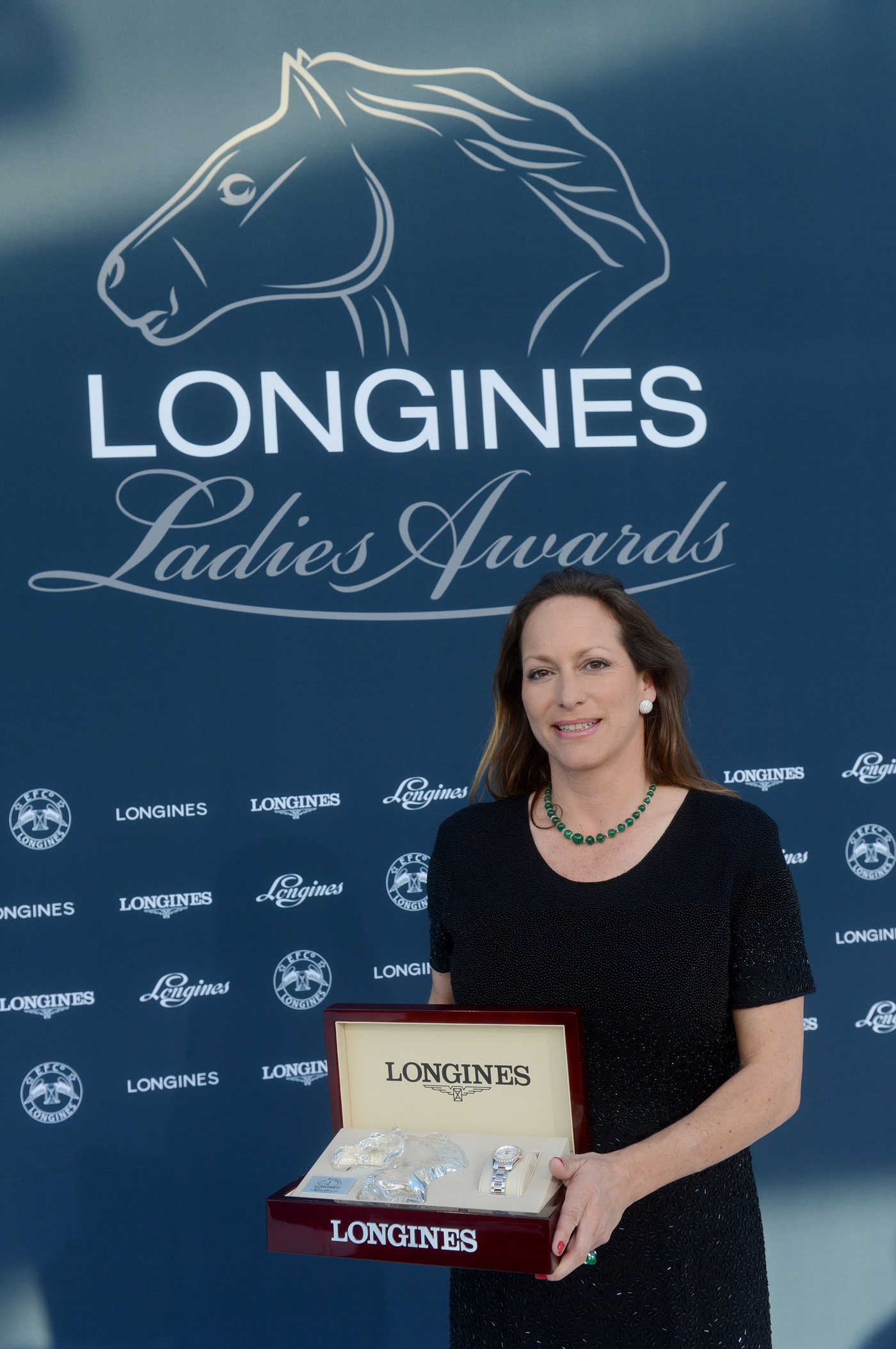 Longines Flat Racing Event: Longines Ladies Awards 6