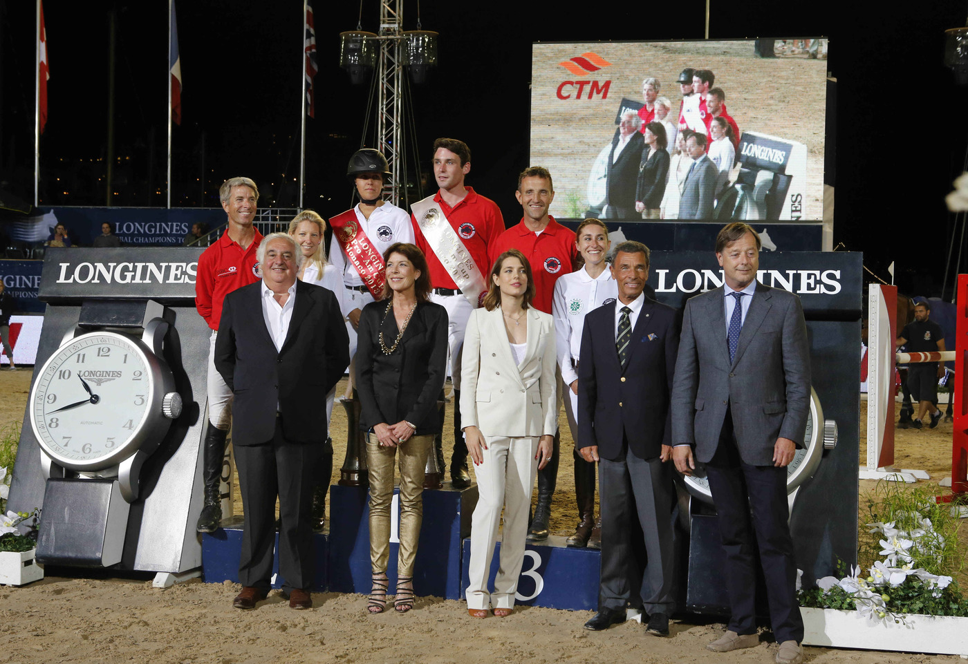 Longines Show Jumping Event: Longines Global Champions Tour in Monaco 3
