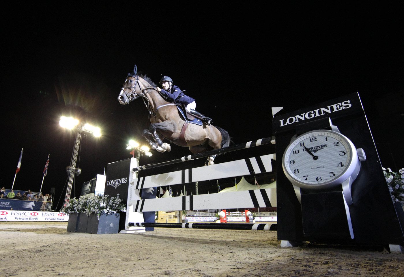 Longines Show Jumping Event: Longines Global Champions Tour in Monaco 4