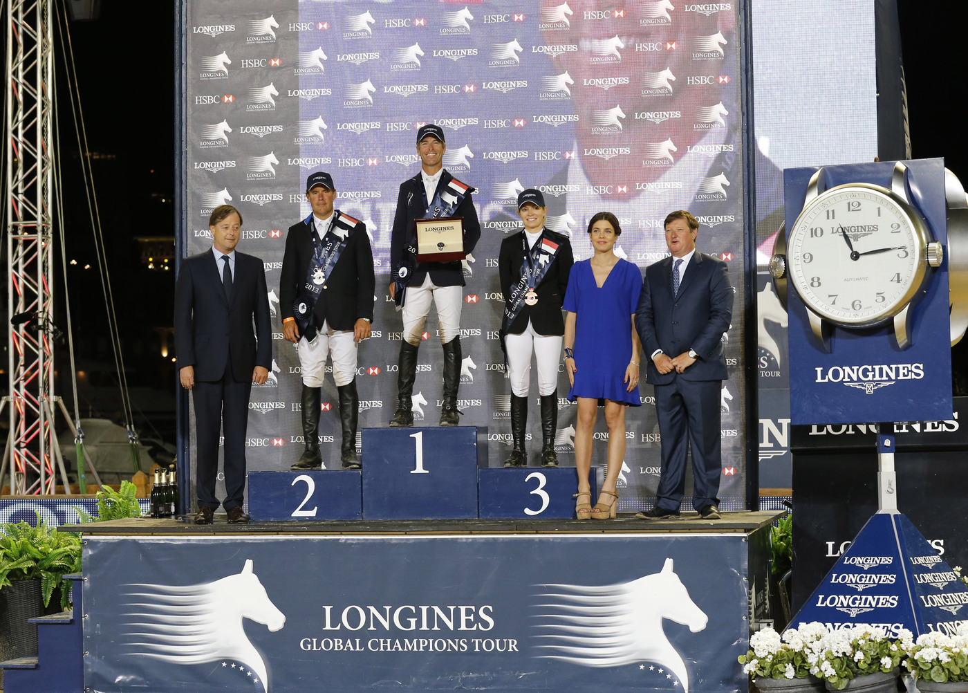 Longines Show Jumping Event: Longines Global Champions Tour in Monaco 5