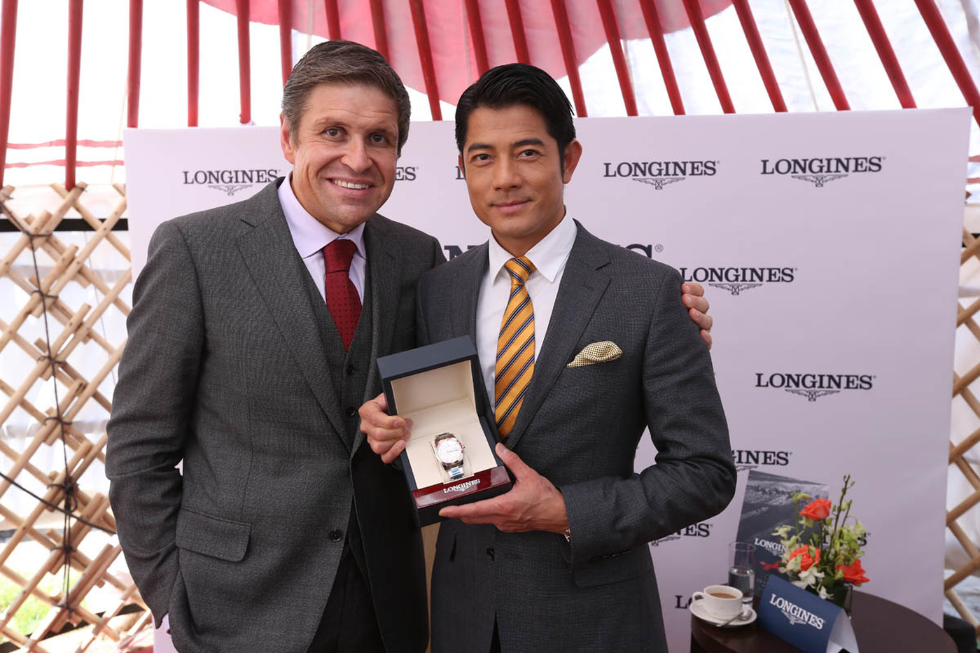 Longines Flat Racing Event: Longines at the China Equine Cultural Festival 4