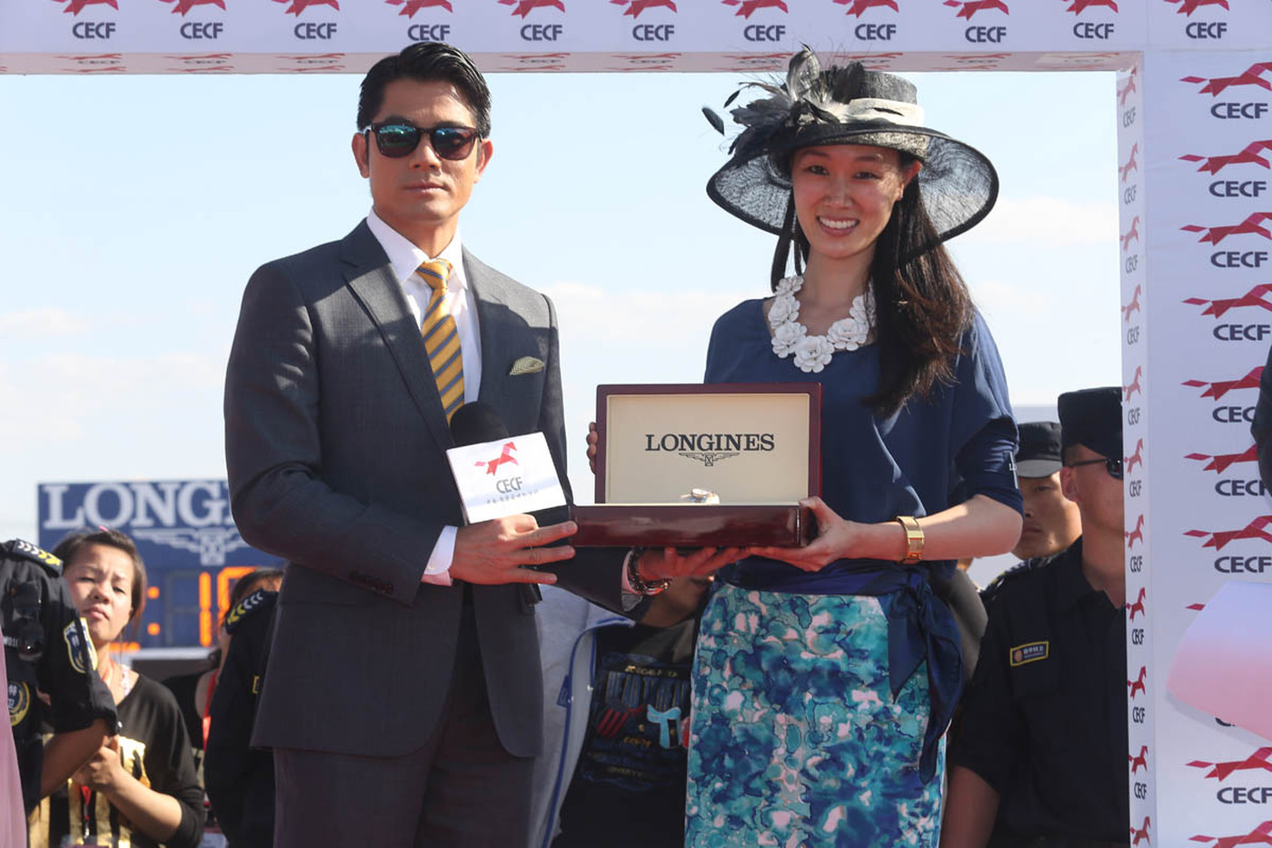 Longines Flat Racing Event: Longines at the China Equine Cultural Festival 5