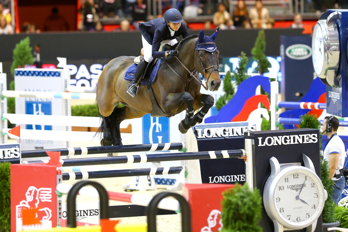 Longines Show Jumping Event: Longines  – Official Timekeeper of Equita'Lyon 1