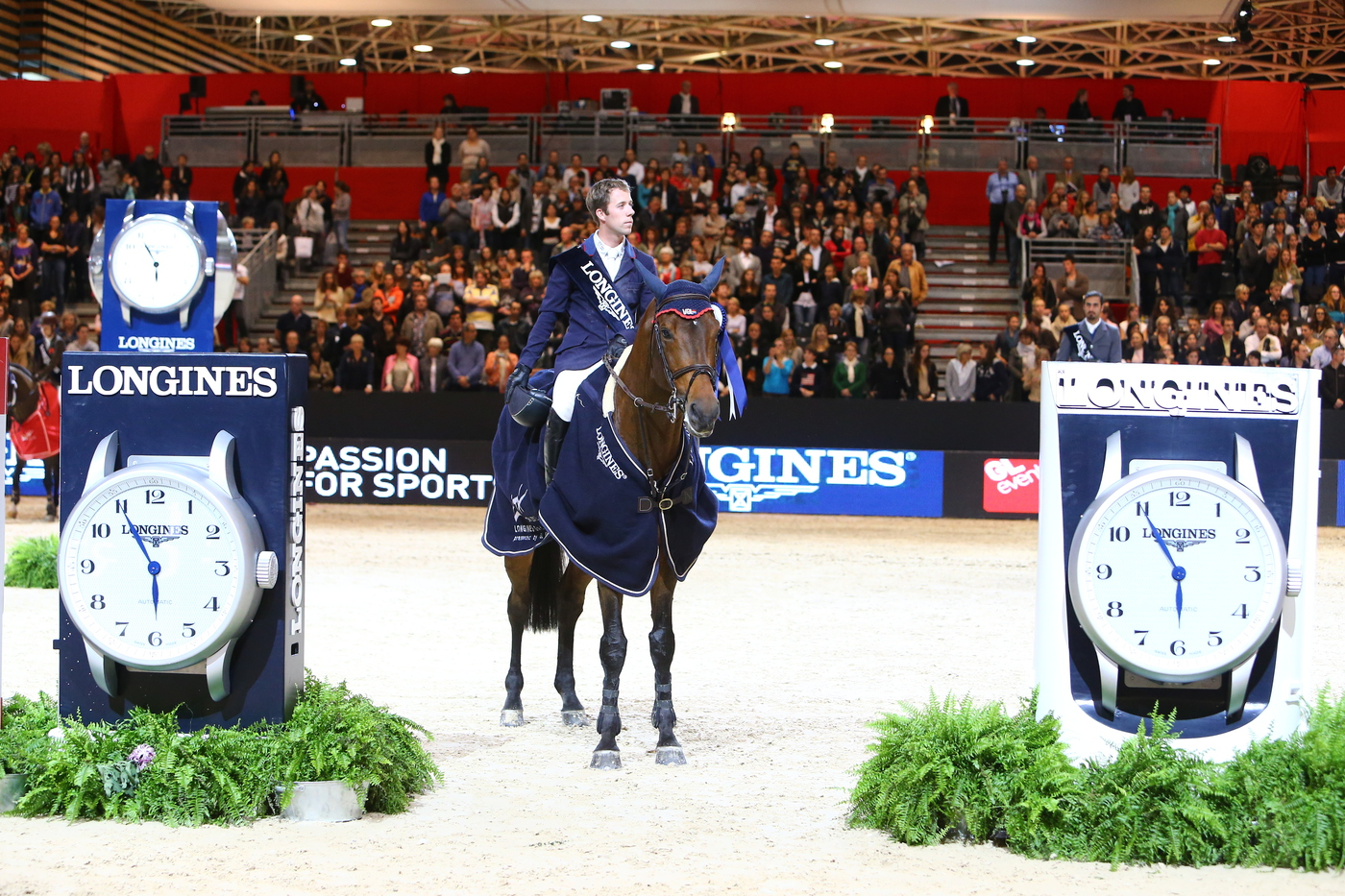 Longines Show Jumping Event: Longines  – Official Timekeeper of Equita'Lyon 5