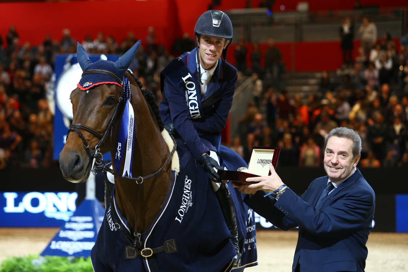 Longines Show Jumping Event: Longines  – Official Timekeeper of Equita'Lyon 6