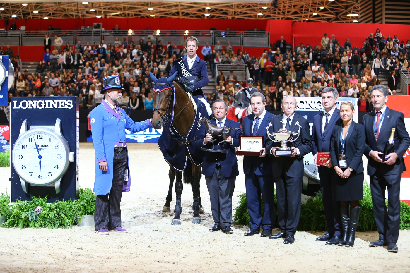 Longines Show Jumping Event: Longines  – Official Timekeeper of Equita'Lyon 7