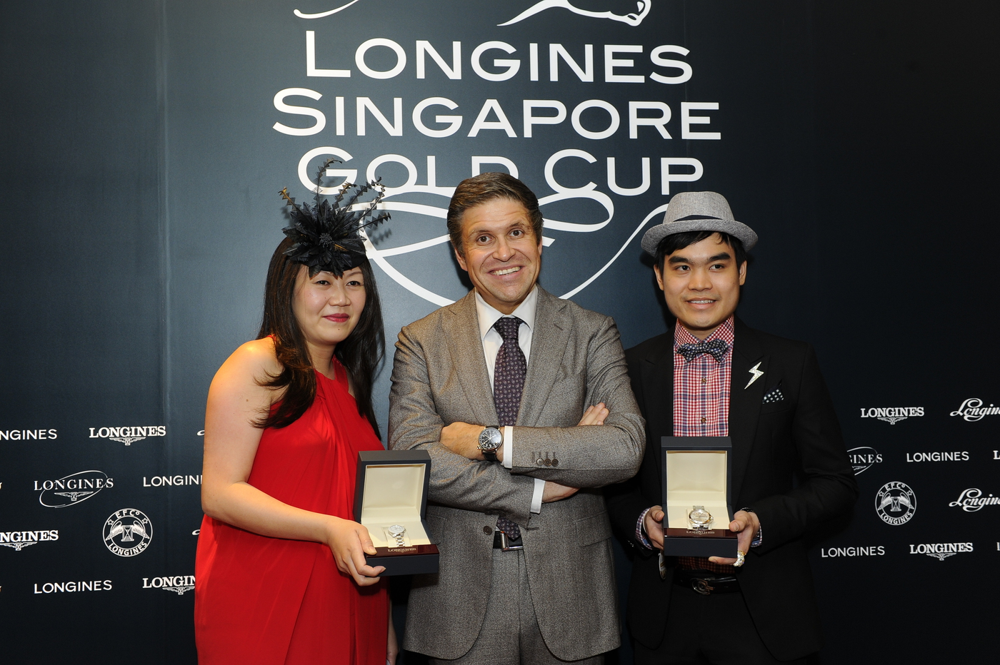 Longines Flat Racing Event: The prestigious Longines Singapore Gold Cup 2013 raises S$374,483 for charity 3