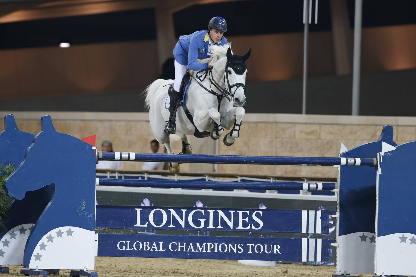 Longines Show Jumping Event: The Longines Global Champions Tour 2013 – A thrilling finale in Doha 2