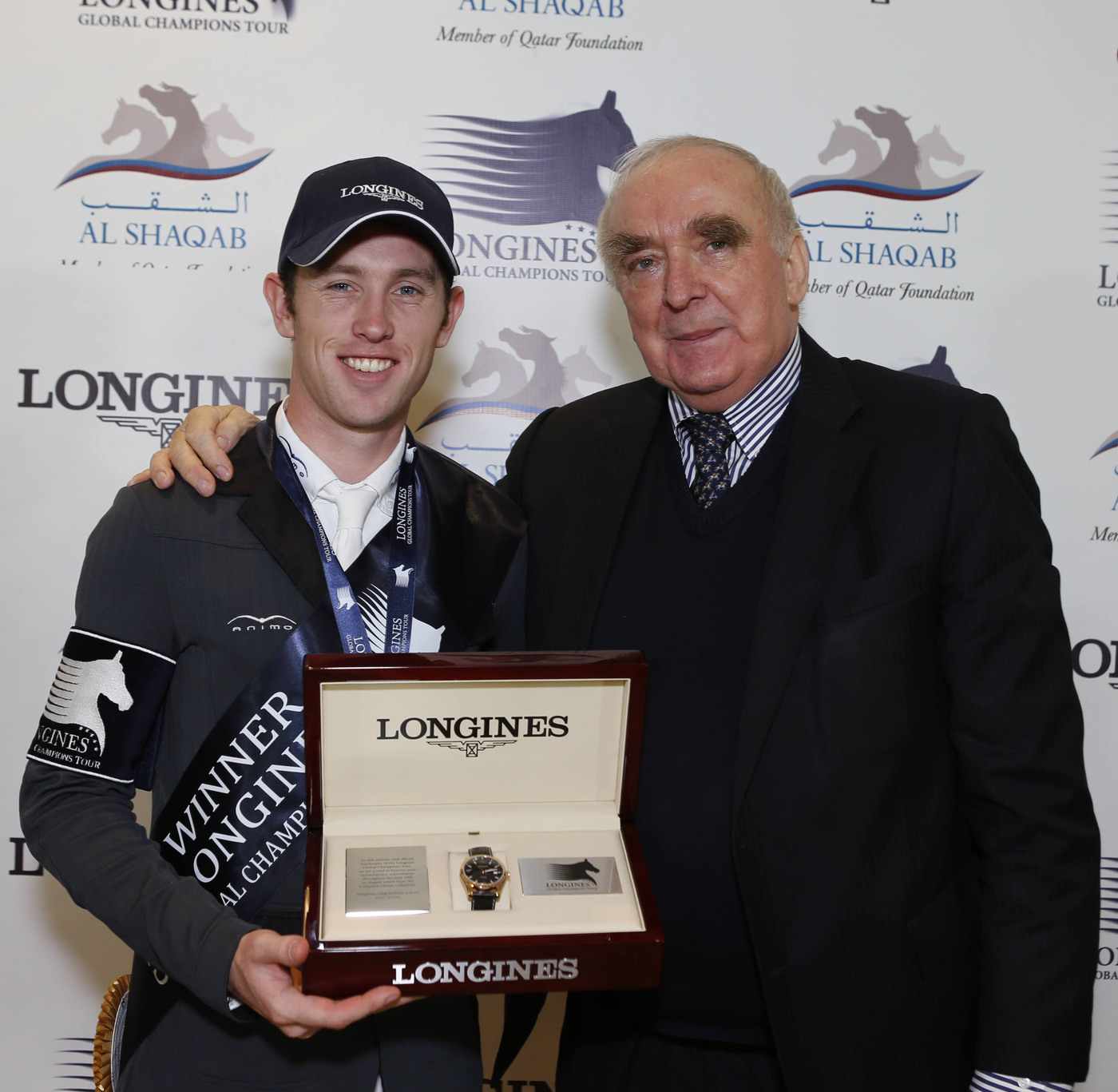 Longines Show Jumping Event: The Longines Global Champions Tour 2013 – A thrilling finale in Doha 5