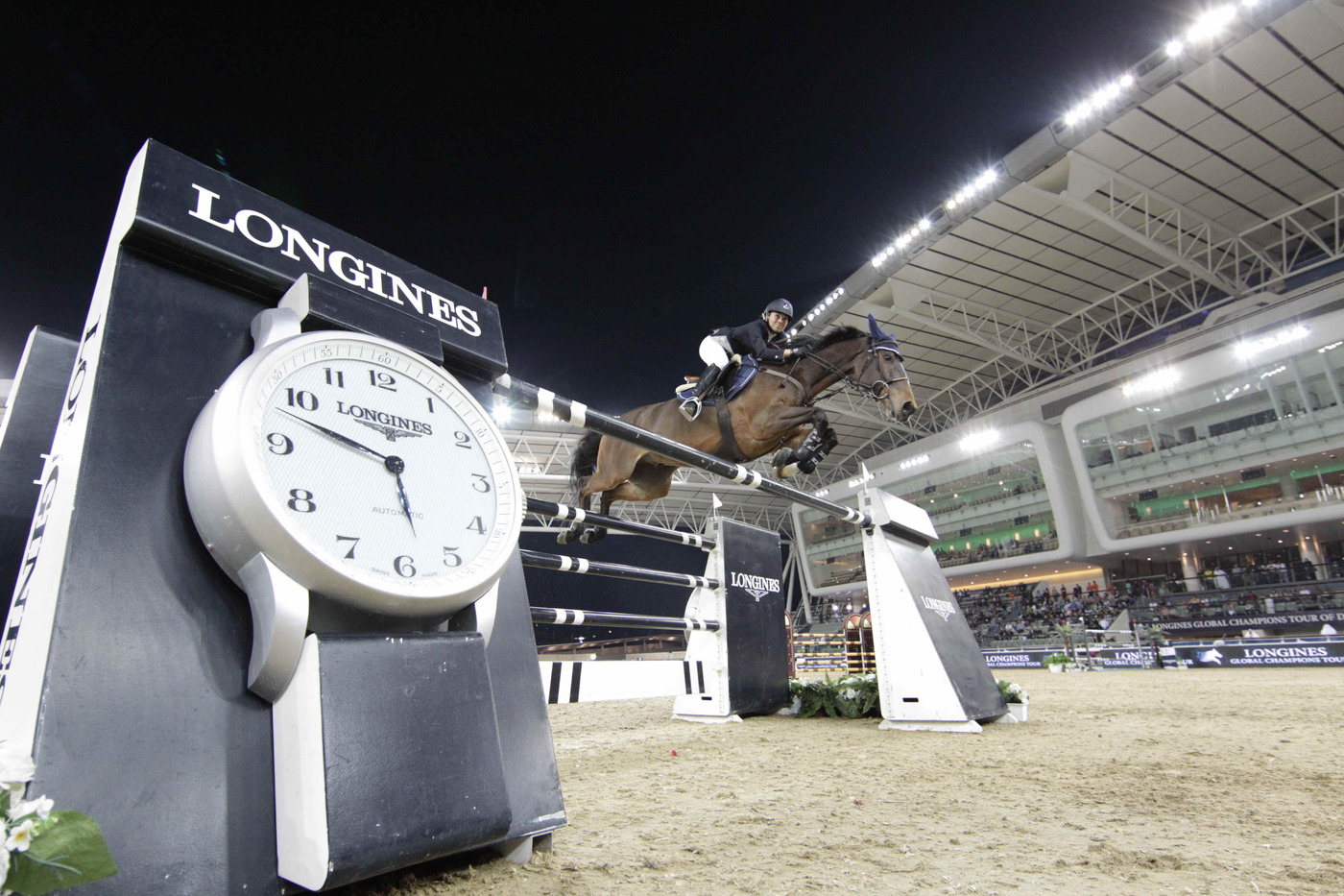 Longines Show Jumping Event: The Longines Global Champions Tour 2013 – A thrilling finale in Doha 6