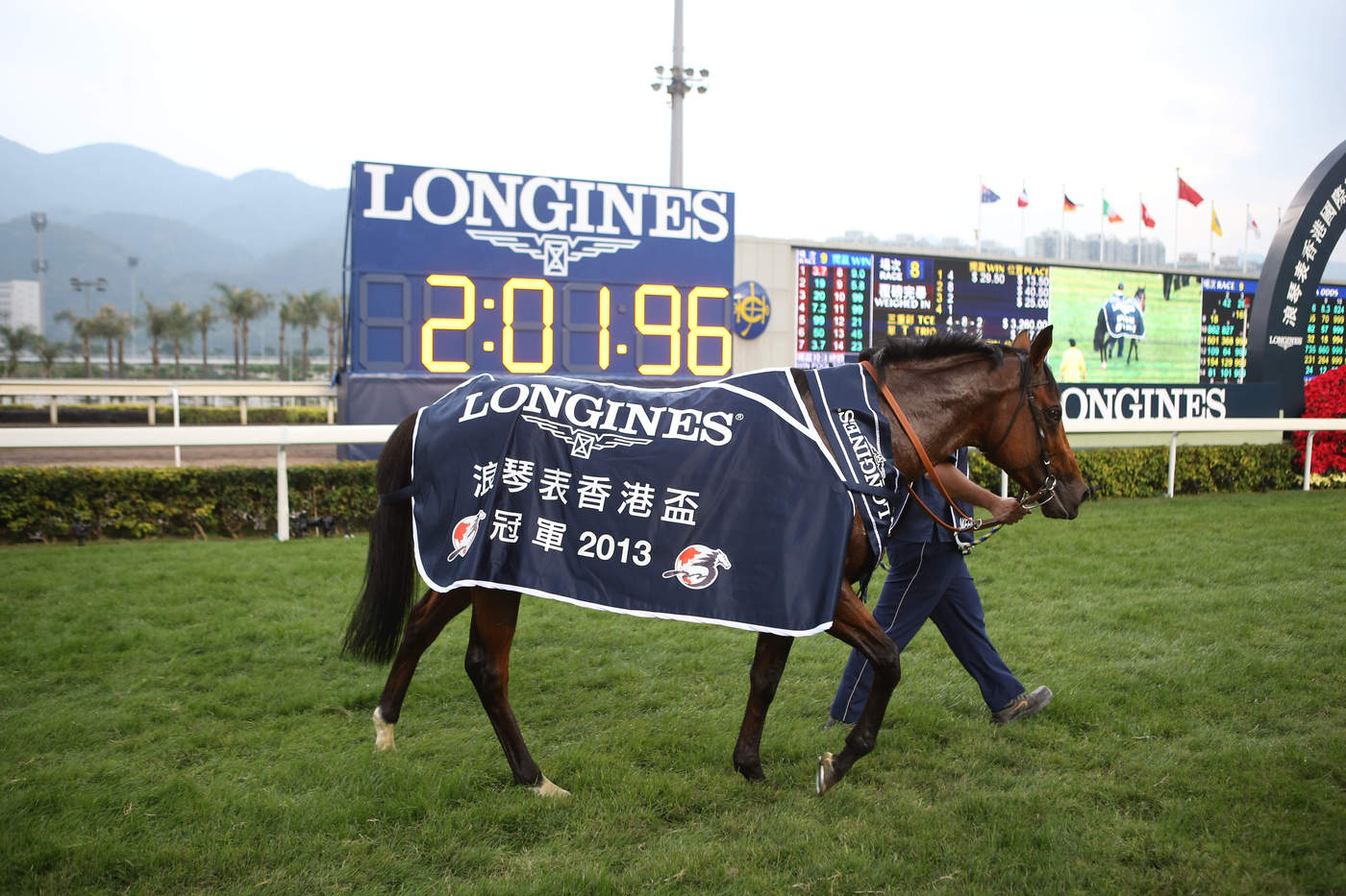 Longines Flat Racing Event: Longines Hong Kong International Races 7