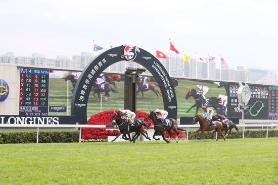 Longines Flat Racing Event: Longines Hong Kong International Races 8