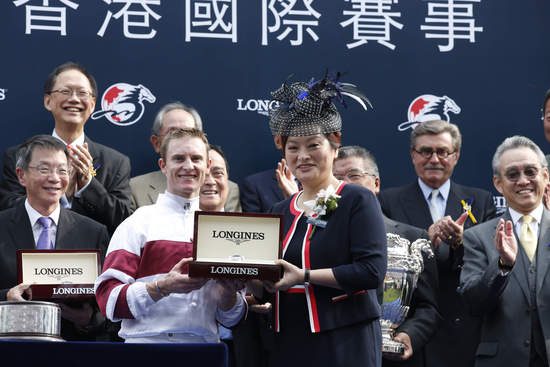 Longines Flat Racing Event: Longines Hong Kong International Races 9