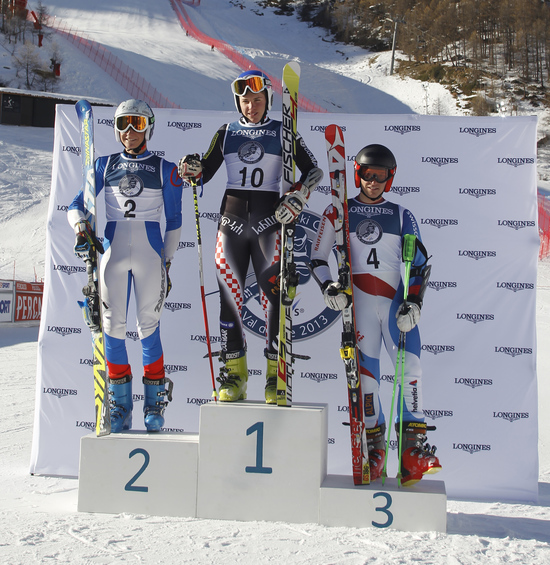 Longines Alpine Skiing Event: The Longines Future Ski Champion 2013 1