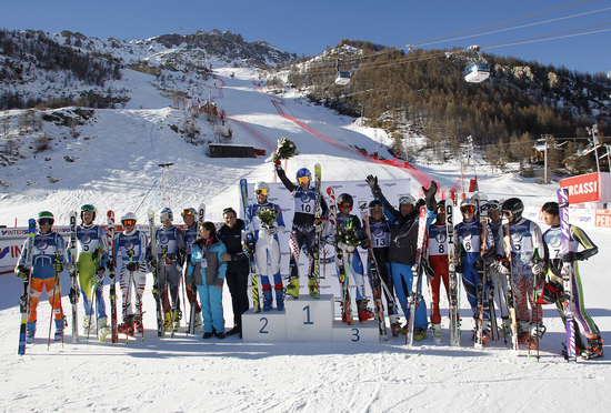 Longines Alpine Skiing Event: The Longines Future Ski Champion 2013 3