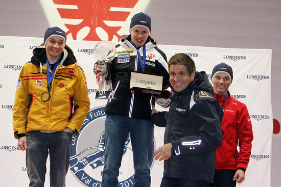 Longines Alpine Skiing Event: The Longines Future Ski Champion 2013 10