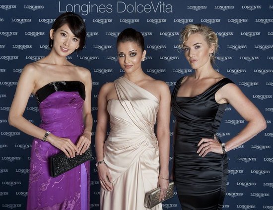 Longines Corporate Event: Kate Winslet, Aishwarya Rai Bachchan and Chi Ling Lin reveal the new additions to the Longines DolceVita collection 13