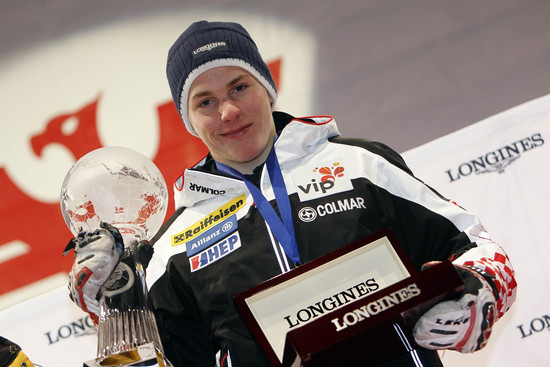 Longines Alpine Skiing Event: The Longines Future Ski Champion 2013 11