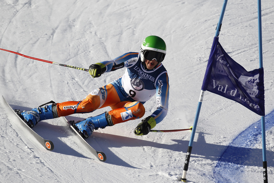 Longines Alpine Skiing Event: The Longines Future Ski Champion 2013 14